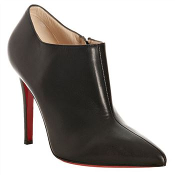 Christian Louboutin Dahlia 100mm Ankle Boots Black